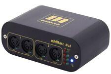 Miditech MIDIface 4x4 - 4 Channel MIDI Interface over USB