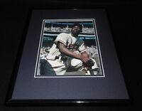 Hank Aaron Framed 11x14 Photo Display Atlanta Braves