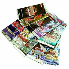 YUGIOH 10-Pack Lot BUNDLED Collectible PROMO BOOSTERS Early Years FREE SHIPPING