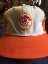 Vintage NFL Tampa Bay Buccaneers SnapBack Truckers Mesh Hat Cap Football