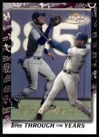 2021 Series 1 Through the Years #TTY-7 Ken Griffey Jr. - Seattle Mariners