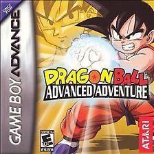 Dragon Ball Advanced Adventure (Nintendo Game Boy Advance, 2005)