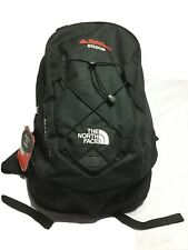The North Face Groundwork Backpack Black with State Farm Stadium FlexVent NEW