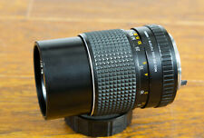 Sears 135mm F2.8 Telephoto Lens for Pentax K mount K1000/ME/SuperP/Etc. Tested!