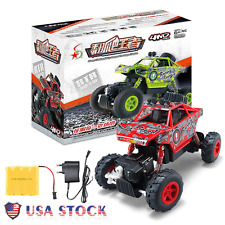 1/20 2.4GHZ 4WD Radio Remote Control Off Road RC Car ATV Buggy Monster Truck US