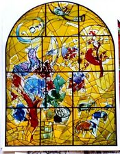 Marc Chagall offset lithograph paris maeght 1960 original  windows John