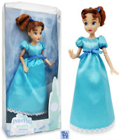 New 2020 Disney Store Wendy Classic Doll, Peter Pan
