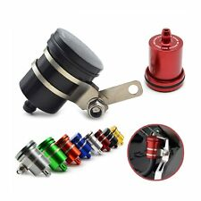 Motorcycle Brake Clutch Master Cylinder Fluid Reservoir CNC Oil Tank Cup For KTM