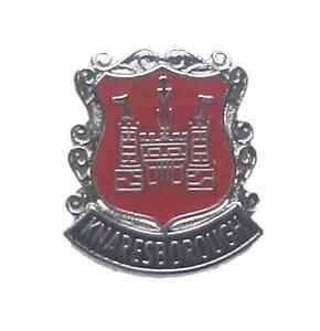 Knaresborough Quality Enamel Lapel Pin Badge