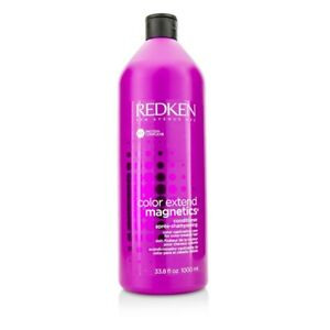 NEW Redken Color Extend Magnetics Conditioner (For Color-Treated Hair) 1000ml