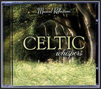 Celtic Whispers Music CD, Celtic Harp, Will Millar, Reflections Music, New