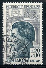 STAMP / TIMBRE FRANCE OBLITERE  N° 1347 JOSEPH LAKANEL