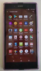 Sony  Xperia Z Ultra C6802 - 16GB - Black Smartphone