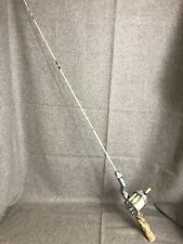 Vintage Pflueger Trump Fishing Reel And Rod Combo 4.3'