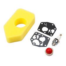 Ricambi e accessori per tosaerba ebay kit guarnizioni membrana del carburatore briggs stratton 495770 795083 698369 fandeluxe Image collections