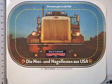 Aufkleber Sticker Brittania USA - Jeans - Truck - Nevada - Amerika Decal (M1464)