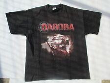 Tee-Shirt Dagoba Poseidon XL Noir 100% Coton