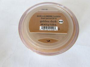 BareMinerals Original Foundation Broad Spectrum Golden Dark 8g