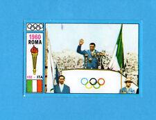 OLYMPIA-1972-PANINI-Figurina DA INCOLLARE! n.192- ROMA 1960 - CERIMONIA -Rec