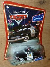 Nuevo Disney Cars Sheriff Diecast Supercharged