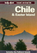 LONELY PLANET TRAVEL SURVIVAL KIT: CHILE AND EASTER ISLAND., Bernhardson, Wayne.