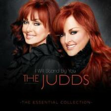THE JUDDS I Will Stand By You Essential Collection CD NEW Naomi & Wynonna Judd