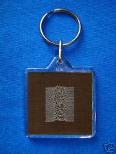 Joy Division-Unknown Pleasures Album Keyring New Order