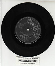 "STEVIE WONDER  Yester-Me, Yester-You, Yesterday  7"" 45 record + juke box strip"
