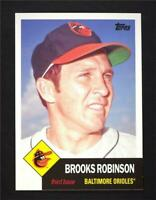 2016 Topps Archives #48 Brooks Robinson - NM-MT