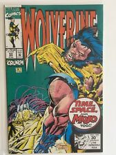 Wolverine #53 Apr 1992 The Chimerical Mystery Tour Crunch Conundrum 3 Of 3 Mojo