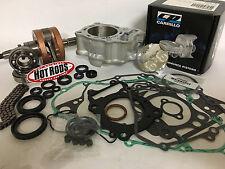 06+ TRX450R TRX 450ER 450R 96 mil Stock Bore Cylinder Crank Motor Rebuild Kit