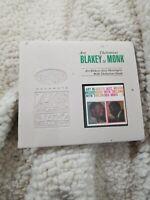 Art Blakey's Jazz Messengers w/Thelonious Monk Rhino music CD