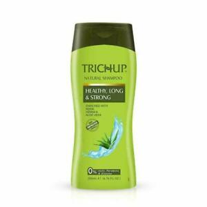 Trichup Healthy Long and Strong Herbal Hair Shampoo, 200ml