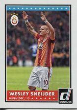 Donruss Soccer 2015 Base Card #36 Wesley Sneijder
