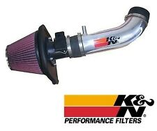 K&N 77 Series Polished Air Intake System 01-03 Ford Ranger & Explorer 4.0L V6