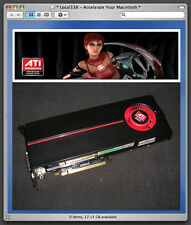 AMD Apple Radeon HD 5870 1GB Graphics Video Card *Mac Pro 1,1-5,1 *10.13 *5770