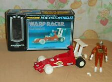 vintage Mego Micronauts WARP RACER IN BOX