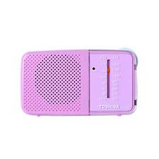 Toshiba Tx-Pr20 Pink Radio Tuning Indicator Fm / Am Radio Txpr20