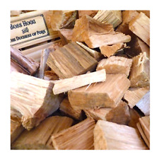 BBQ SMOKING WOOD - Oak Chunks 3KG Bag - FREE POST!