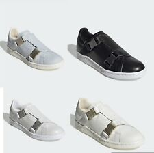 Women Adidas Originals STAN SMITH BUCKLE SHOES Leather