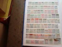 ASIE - 80 timbres obliterés (tout etat) (CO)
