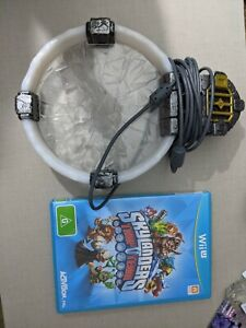 Nintendo Wii U, Skylanders Trap Team And Portal
