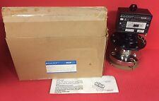 "Ashcroft B424B XCGCH Pressure Switch 15A, 125/250/480 VAC, 150"" H20"