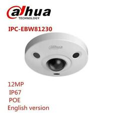 Dahua Ipc-Ebw81230 Poe 12Mp Panoramic Ir Ip67 10M Fisheye Camera