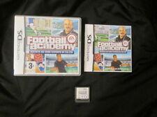 DS : FOOTBALL ACADEMY - Completo, ITA ! Compatibile 3DS e 2DS