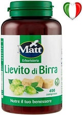 Lievito di Birra Integratore Alimentare in Compresse Aiuta la Pelle 160 gr
