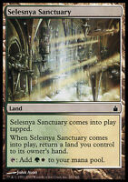 (X4)   Sanctuaire de Selesnya | Selesnya Sanctuary  VO -  MTG Magic  (NM/EX)