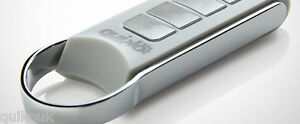 """QUIKO """"LUXURY"""" METAL 4 button REMOTE FOR ALL QUIKO GATE OPENERS"""