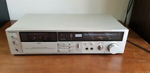 Vintage Technics RS-M224 Stereo Cassette Deck | Tested & Working