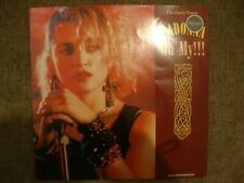 "Madonna –  Oh My! 12"" Single Vinyl Record RARE"